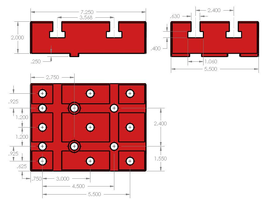 T2 slot blocker for sale